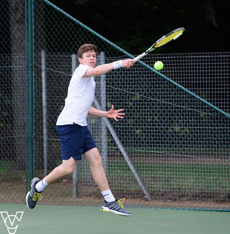 Team Tennis Schools National Championships Finals 2017 held at Nottingham Tennis Centre.  Merchiston Castle School [4]<br /> <br /> Picture: Chris Vaughan Photography for the LTA<br /> Date: July 12, 2017
