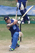 Otago Volts captain Brendon McCullum during the Otago Volts Training Session training session prior to the start of the Karbonn Smart CLT20 2013 held at the PCA Stadium in Mohali on the 16th September 2013<br /> <br /> Photo by Shaun Roy-CLT20-SPORTZPICS <br /> <br /> Use of this image is subject to the terms and conditions as outlined by the BCCI. These terms can be found by following this link:<br /> <br /> http://www.sportzpics.co.za/image/I0000SoRagM2cIEc
