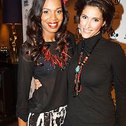 NLD/Amsterdam/20131118 - Inloop Launch Juwelry by LouLou, Jasmine Sendar en Kristina Bozilovic