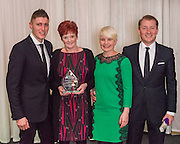 The winners of the 2015 Scottish Border Business Award the Manufacturer of the Year:	Giacopazzi's Wholesale Ice Cream, Eyemouth.  Sponsored by Davidson Chalmers LLP.<br />