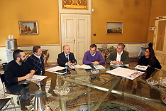 20130327 CONFERENZA STAMPA PRESENTAZIONE LAVORI DI RESTAURO DANNI TERREMOTO