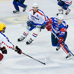 20120407: SLO, Ice Hockey - Friendly match, Slovenia vs Croatia