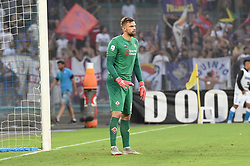 September 15, 2018 - Naples, Naples, Italy - Bartlomiej Dragowski of ACF Fiorentina during the Serie A TIM match between SSC Napoli and ACF Fiorentina at Stadio San Paolo Naples Italy on 15 September 2018. (Credit Image: © Franco Romano/NurPhoto/ZUMA Press)
