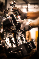 The production of quality truck components destined for the Ford Motor Company facility in Louisville, Kentucky.