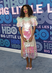 May 29, 2019 - New York, New York, United States - Jessica Williams attends HBO Big Little Lies Season 2 Premiere at Jazz at Lincoln Center  (Credit Image: © Lev Radin/Pacific Press via ZUMA Wire)