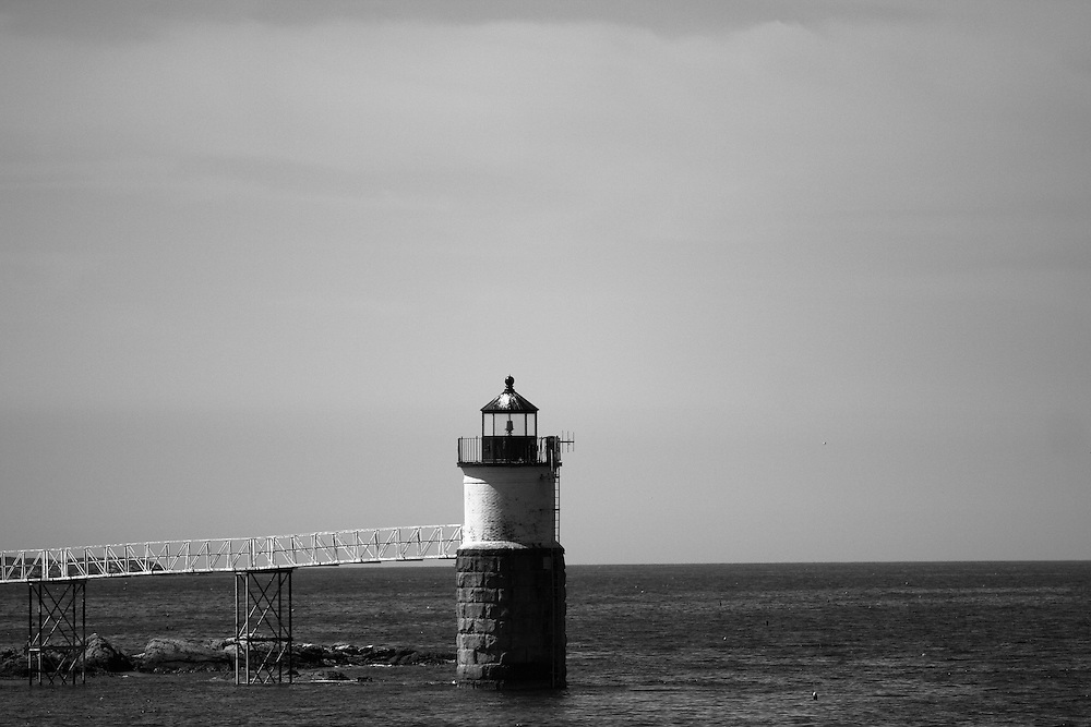 Lighthouse - Boothbay Harbor, Maine