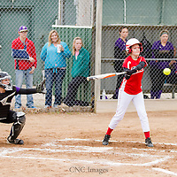 04-14-15 Berryville JV Softball vs Green Forest