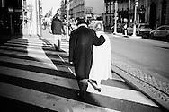 Man and woman, Paris