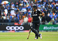Cricket - 2019 ICC Cricket World Cup - Semi-Final: India vs. New Zealand<br /> <br /> New Zealand's Ross Taylor during the ICC Cricket World Cup match between India and New Zealand, at Old Trafford, Manchester.<br /> <br /> COLORSPORT/ASHLEY WESTERN