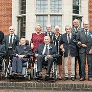 NLD/Hilversum/20180829 -   Prinses Beatrix bij Genootschap van Engelandvaarders,