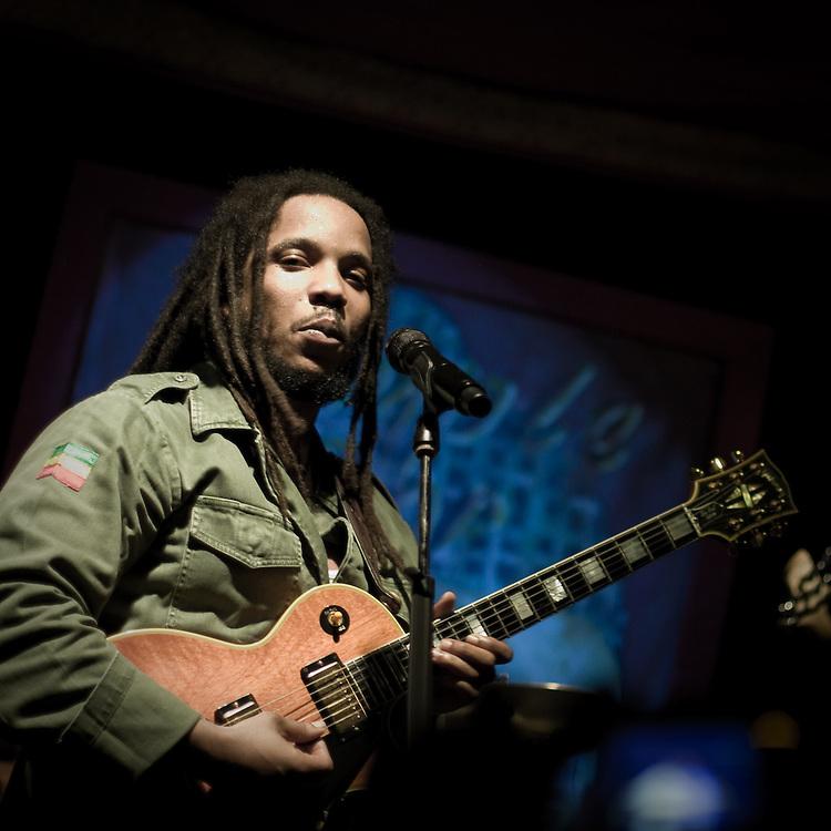 Steven Marley, Santa Monica, 2007