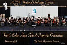 North Cobb High School Chamber Orchestra