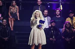 Zara Larsson bei Verleihung der MTV Europe Music Awards in Rotterdam / 061116 <br /> <br /> *** The show during the MTV Europe Music Awards in Rotterdam, Netherlands, November 06, 2016 ***