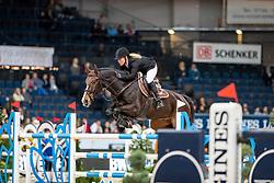 Hoorn Angelique, NED, Brego R'n B<br /> Stuttgart - German Masters 2018<br /> © Hippo Foto - Stefan Lafrentz