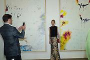 GLENN FUHRMAN; AMANDA FUHRMAN, Cy Twombly: Opening Reception<br /> Ca'Pesaro International Gallery of Modern Art<br /> Santa Croce 2076, 30135 Venice, Venice Biennale, Venice. 5 May 2015