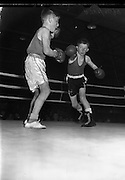 24/04/1957<br /> 04/24/1957<br /> 24 April 1957<br /> <br /> Boxing - National Juvenile Championship Semi-Finals