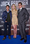 "TOM CRUISE, ROSAMUND PIKE AND CHRISTOPHER MCQUARRIE.attends the 'Jack Reacher' premiere at the Callao Cinema, Madrid_13/12/2012.Mandatory Credit Photo: ©NEWSPIX INTERNATIONAL..**ALL FEES PAYABLE TO: ""NEWSPIX INTERNATIONAL""**..IMMEDIATE CONFIRMATION OF USAGE REQUIRED:.Newspix International, 31 Chinnery Hill, Bishop's Stortford, ENGLAND CM23 3PS.Tel:+441279 324672  ; Fax: +441279656877.Mobile:  07775681153.e-mail: info@newspixinternational.co.uk"