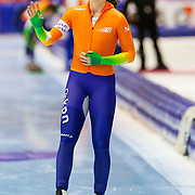 NLD/Heerenveen/20130112 - ISU Europees Kampioenschap Allround schaatsen 2013 dag 2, 500 meter dames, Antoinette de Jong