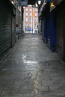 Merchants Arch, Temple Bar, Dublin, Ireland