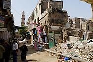 Egypt. Cairo -KHAN KHALILI bazar market  area , street life. islamic Cairo  +