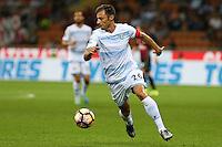 Milano 20.09.2016 - Serie A 2016-17 - 5a giornata - Milan-Lazio - Nella foto: Stefan Radu - Lazio