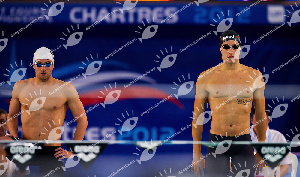TURRINI Federico ITA Italy.200 I Medley Men.XVI European Short Course Swimming Championships.Chartres - FRA France Nov. 22 -25 2012.Day 01.Photo G.Scala/Deepbluemedia/Insidefoto