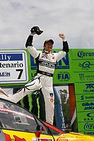 MOTORSPORT - WRC 2010 - RALLY MEXICO GUANAJUATO BICENTENARIO - MEXICO (MEX) - 04 TO 07/03/2010 - PHOTO : FRANCOIS BAUDIN / DPPI<br /> PETTER SOLBERG (NOR) - PETTER SOLBERG WRT - CITROEN C4 WRC - AMBIANCE PORTRAIT PODIUM