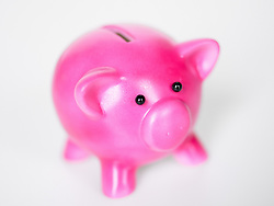 Dec. 14, 2012 - Piggy bank (Credit Image: © Image Source/ZUMAPRESS.com)
