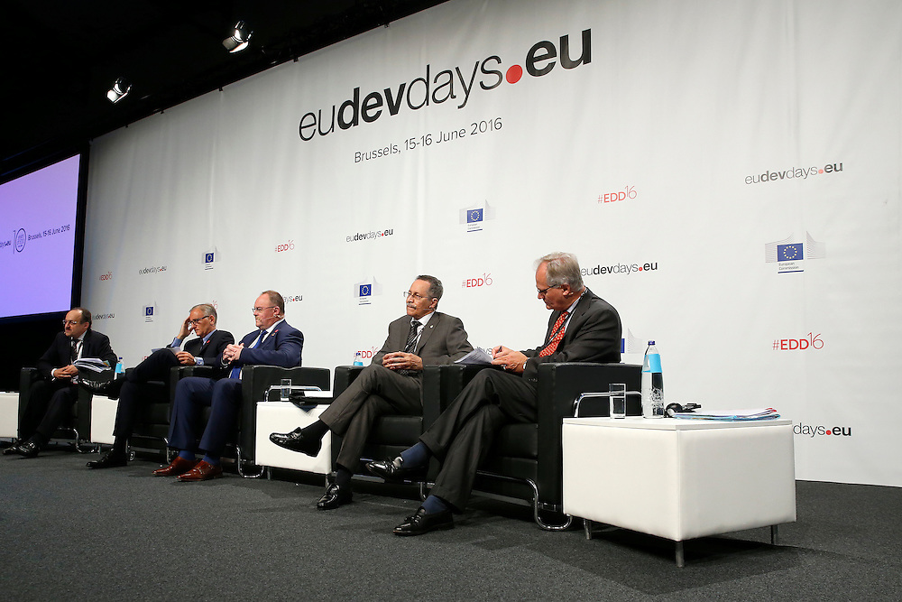 20160615 - Brussels , Belgium - 2016 June 15th - European Development Days - Post-Cotonou Debate © European Union