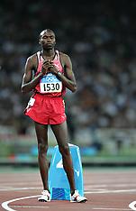 20040826 Olympics Athens 2004 Atletik 800 meter semifinale, Wilson Kipketer