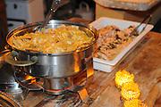 Cooking Ravioli in tomato sauce