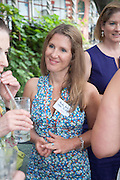 PENDLE HARTE, Archant Summer party. Kensington Roof Gardens. London. 7 July 2010. -DO NOT ARCHIVE-© Copyright Photograph by Dafydd Jones. 248 Clapham Rd. London SW9 0PZ. Tel 0207 820 0771. www.dafjones.com.