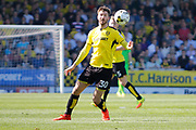 Burton Albion midfielder Luke Murphy (30) during the EFL Sky Bet Championship match between Burton Albion and Aston Villa at the Pirelli Stadium, Burton upon Trent, England on 8 April 2017. Photo by Richard Holmes.