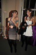JEMIMA KHAN; TRINNY WOODALL, Nicky Haslam party for Janet de Bottona nd to celebrate 25 years of his Design Company.  Parkstead House. Roehampton. London. 16 October 2008.  *** Local Caption *** -DO NOT ARCHIVE-© Copyright Photograph by Dafydd Jones. 248 Clapham Rd. London SW9 0PZ. Tel 0207 820 0771. www.dafjones.com.