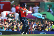 Dawid Malan during the International T20 match between South Africa and England at Supersport Park, Centurion, South Africa on 16 February 2020.