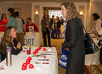 Lakes Region Chamber of Commerce Job Fair at the Margate Resort.   Karen Bobotas for the Laconia Daily Sun
