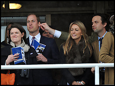 MAR 15 2013 DOC and Prince William at Cheltenham