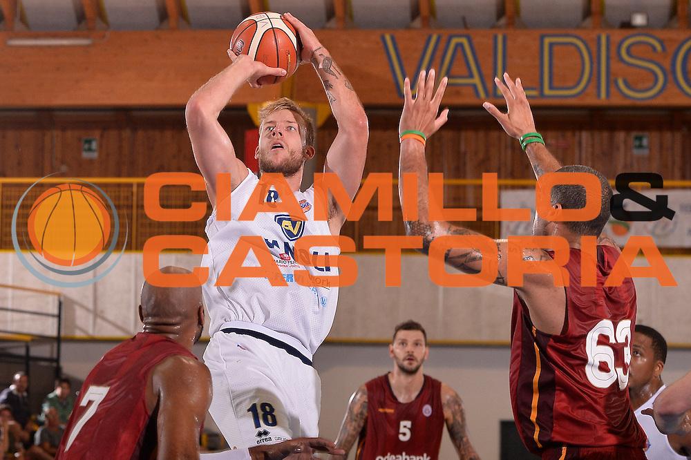 Jakub Wojciechowski<br /> Vanoli Cremona - Galatasaray<br /> Lega Basket Serie A 2016/2017<br /> Bormio 03/09/2016<br /> Foto Ciamillo-Castoria
