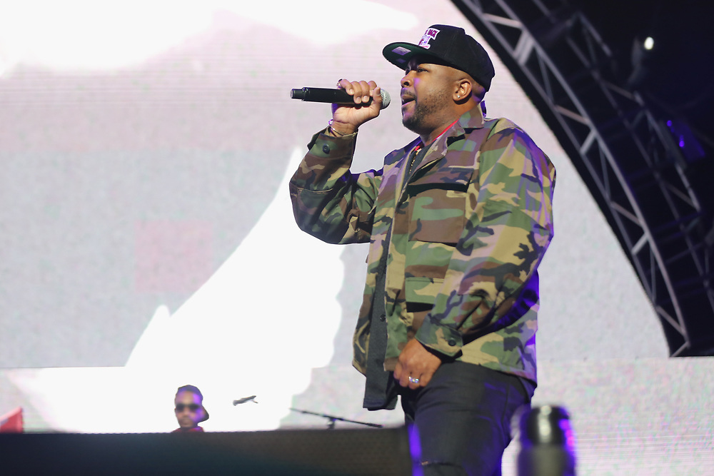 The-Dream performs at the 2017 BET Experience at The Staples Center on Thursday June 22, 2017, in Los Angeles. (Photo by Los Angeles/Invision/AP)