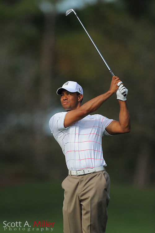 Tiger Woods during the first round of the Honda Classic at PGA National on March 1, 2012 in Palm Beach Gardens, Fla. ..©2012 Scott A. Miller.
