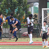 2016 National A Div Football: SRJC vs JJC