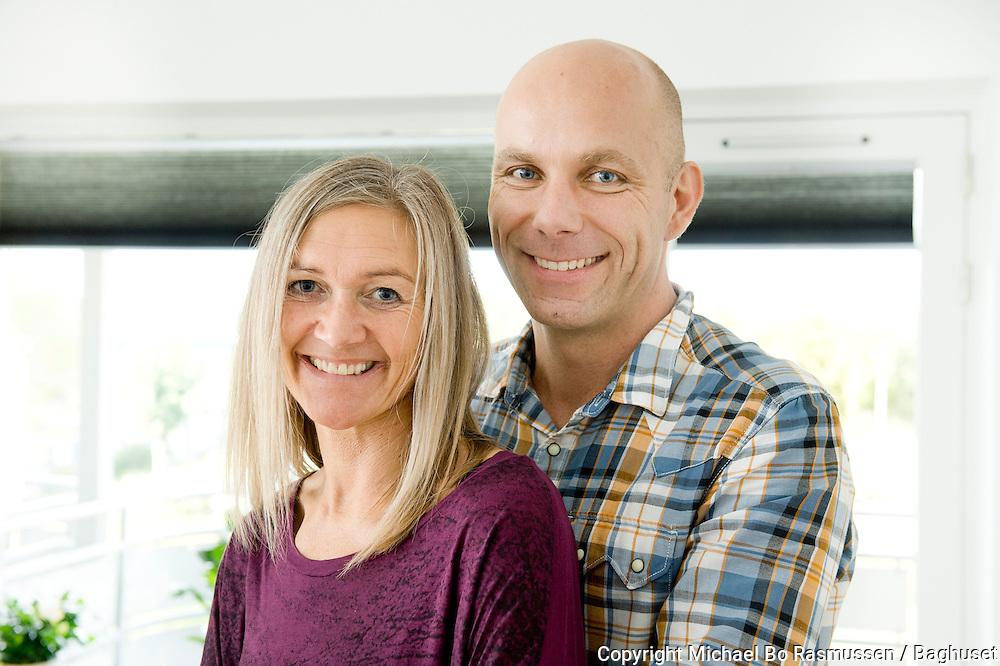 Annelise Bothager oplevede at Søren Simonsen friede til hende på fantastisk vis. Foto: © Michael Bo Rasmussen / Baghuset. Dato: 19.09.12