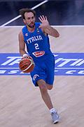 DESCRIZIONE : Trento Nazionale Italia Uomini Trentino Basket Cup Italia Cina Italy China<br /> GIOCATORE : Giuseppe Poeta<br /> CATEGORIA : palleggio schema<br /> SQUADRA : Italia Italy<br /> EVENTO : Trentino Basket Cup<br /> GARA : Trentino Basket Cup Italia Cina Italy China<br /> DATA : 18/06/2016<br /> SPORT : Pallacanestro<br /> AUTORE : Agenzia Ciamillo-Castoria/Max.Ceretti<br /> Galleria : FIP Nazionali 2016<br /> Fotonotizia : Trento Nazionale Italia Uomini Trentino Basket Cup Italia Cina Italy China