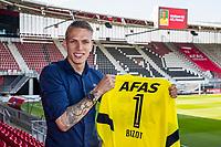 ALKMAAR - 11-05-2017, contract Marco Bizot, AFAS Stadion,