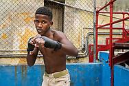 Gimnasio de Boxeo Rafael Trejo, La Habana, Cuba