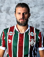 "Brazilian Football League Serie A / <br /> ( Fluminense Football Club ) - <br /> Henrique Adriano Buss "" Henrique """