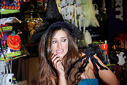"Repro Free:.""Spooky Dealz at Dundrum"".Top model Rozanna Purcell is pictured at the opening of the new Dealz store in Dundrum making this the nineteenth Dealz store to open to date. ..Dealz Dundrum, situated at Unit G12, Dundrum Village Centre, Dundrum, Dublin 16, is creating 30 jobs in the Dundrum area, bringing the total number of jobs created in Ireland to over 540. ..The new store has over 5,941 sq ft of retail space and offers customers a wide range of branded products from health and beauty, food and drink to clothing accessories. Dealz is proudly supporting Irish suppliers and are stocking a range of products produced in Ireland, such as milk, eggs, crisps and cakes...Commenting at the new store opening, Dealz Senior Business Manager Leonard Brassel said:  ?We are very excited to be expanding the Dealz portfolio in Ireland with the opening of our new store in Dundrum today. The new store in Dundrum is the nineteenth Dealz store to open in Ireland and has created 30 new jobs for the Dublin area. Dealz is committed to bringing amazing value every day to customers and we are looking forward to expanding further across the Republic of Ireland. Dealz Dundrum will offer customers everything they need including great seasonal ranges for Back to School and Halloween.?..ENDS..For further information, please contact:.Suzanne Cairns and Ciara O' Connell, WHPR, 01 6690030.086 8945635 (SC) and 087 6260244 (CO'C).suzanne.cairns@ogilvy.com / ciara.o'connell@ogilvy.com.."