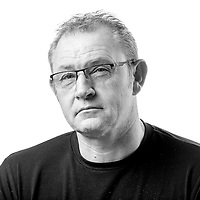 John Dyer, Army - Royal Engineers, Corporal, 1989 - 2002, Armoured Engineer, Op Grapple (UN/NATO), Veterans Portrait Project UK, Edinburgh, Scotland