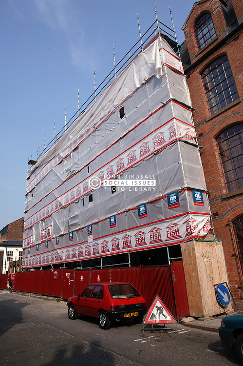 Housing on Raleigh Square 'The Sequel';  Newdigate Street; Nottingham,