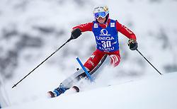 29.12.2014, Hohe Mut, Kühtai, AUT, FIS Ski Weltcup, Kühtai, Slalom, Damen, 1. Durchgang, im Bild Irene Curtoni (ITA) // Irene Curtoni of Italy in action during 1st run of Ladies Slalom of the Kuehtai FIS Ski Alpine World Cup at the Hohe Mut Course in Kuehtai, Austria on 2014/12/29. EXPA Pictures © 2014, PhotoCredit: EXPA/ JFK